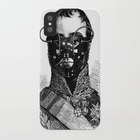 bdsm iPhone & iPod Cases featuring BDSM XXVII by DIVIDUS