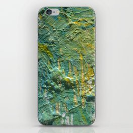 Water Scrape iPhone Skin