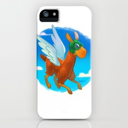 frequent flyer iPhone Case