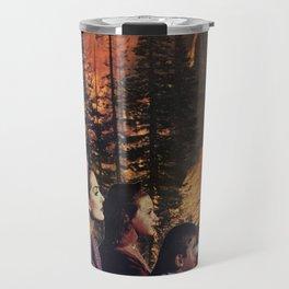 Election Year - Vintage Collage Travel Mug