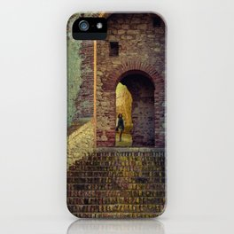 Medieval Fortress iPhone Case