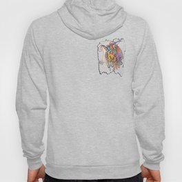 Mind-drawing Doodling Art Hoody
