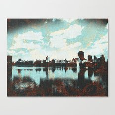 The Reservoir Canvas Print