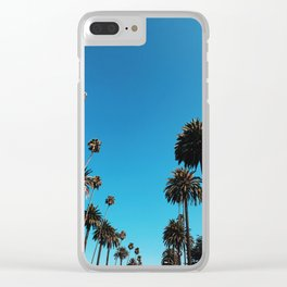 Rodeo Drive, Beverly Hills #buyart #society6 Clear iPhone Case