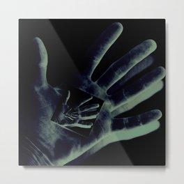 S(o)AD HAND Metal Print