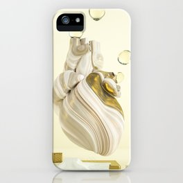 Golden Beat iPhone Case