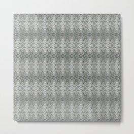 SnowVectors Metal Print