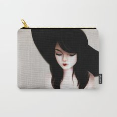 Read My Lips Carry-All Pouch