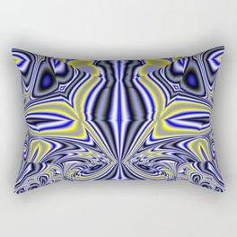 Neurotic Communique Rectangular Pillow