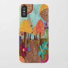 Alice in the Forest iPhone X Slim Case