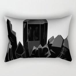 Crystal Cluster, no. 4 Rectangular Pillow