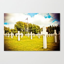 Rest in Peace Canvas Print