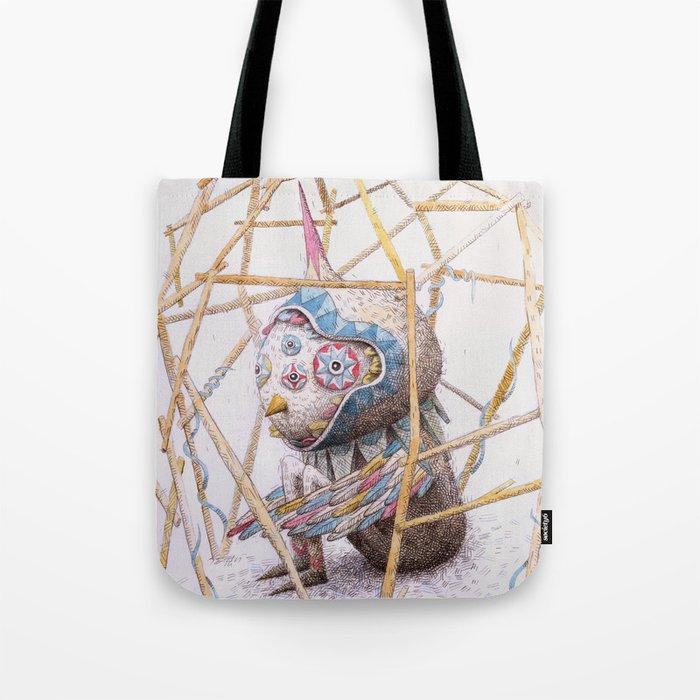 The Trap Tote Bag