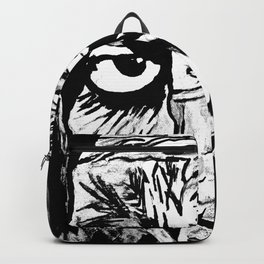 Oh Grandmother What Big Eyes You Have....The Better To See You With My Dear Backpack