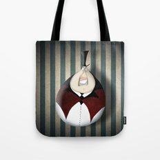Mr Caramel Tote Bag