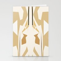 trumpet Stationery Cards featuring Trumpet by Warfield