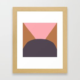 Deyoung Fashion Framed Art Print