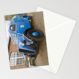 Ford Thames van 2 Stationery Cards