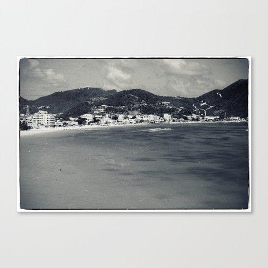 Old-New St. Maarten Canvas Print