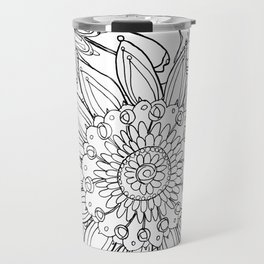 Algiers Botanical Travel Mug