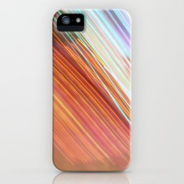Flash Lights iPhone Case