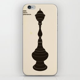 Of Middle Eastern Appearance iPhone Skin
