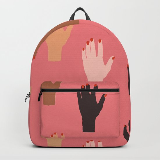 LADY FINGERS Backpack