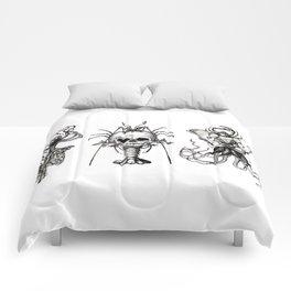 The Curiosities. Comforters