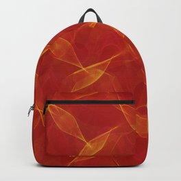 ZoooooZ red Pattern Backpack