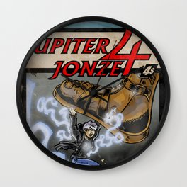 Jupiter Jonze (Action Comics Variant) Wall Clock