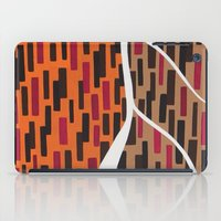 waterfall iPad Cases featuring Waterfall by Sandyshow