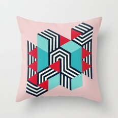 Untitled Too Throw Pillow