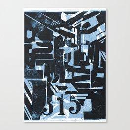 Problem Unsolved Canvas Print