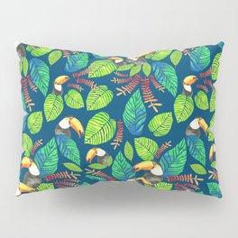 Tropical Toucans  Pillow Sham