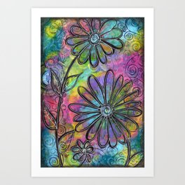 """Flower Madness"" 