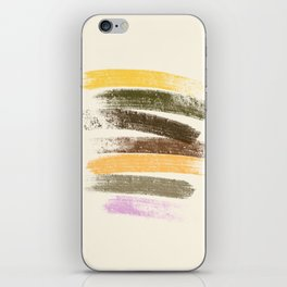 Trees and marshmallow iPhone Skin