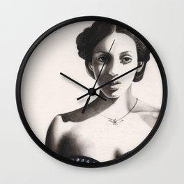 woman Donagico Wall Clock