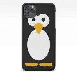 Minimal Penguin iPhone Case