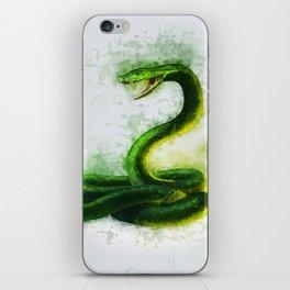 Snake Cobra iPhone Skin