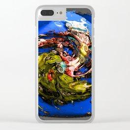 VETALOULA Clear iPhone Case