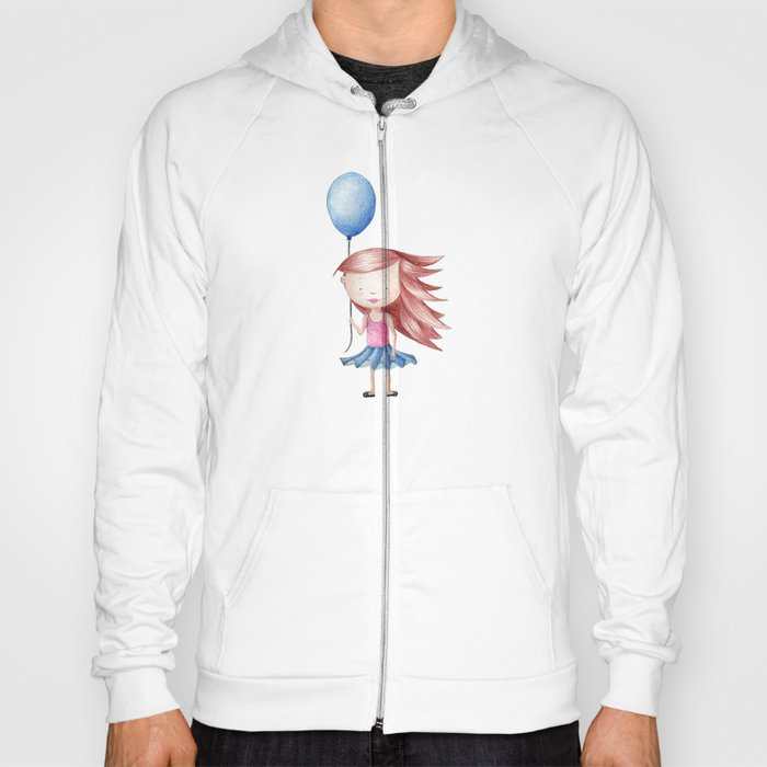 Balloon Love - Stay Grounded Hoody