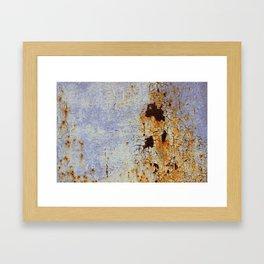 Cracked ! - JUSTART (c) Framed Art Print