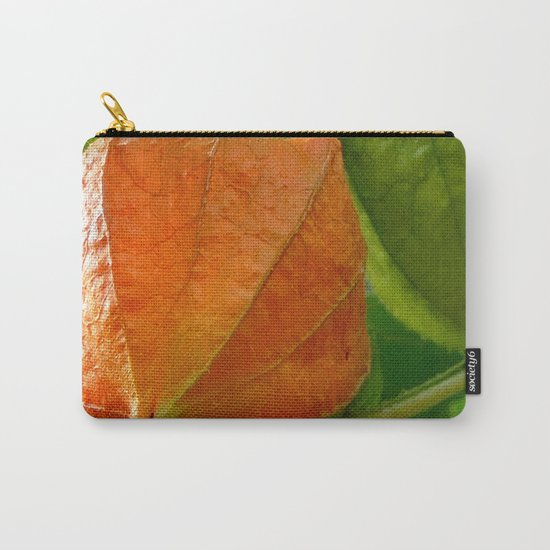 Physalis II Carry-All Pouch