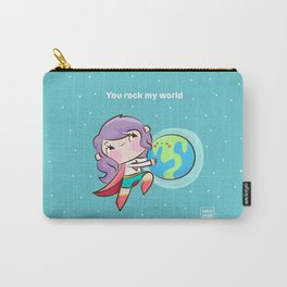 Rock My World Carry-All Pouch