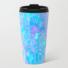 Pastel Amoeba 2 Travel Mug