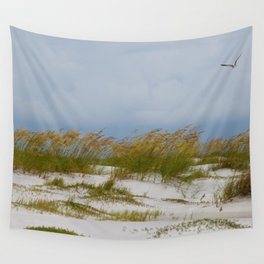 Sea Oats On Anna Maria Island (1) Wall Tapestry