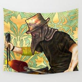Plague Gaffer Wall Tapestry