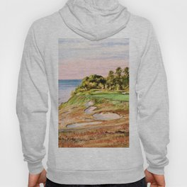 Whistling Straits Golf Course 17th hole Hoody