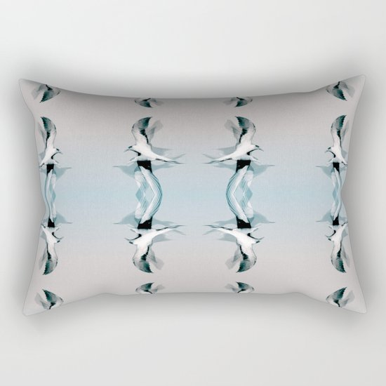 Grace in Motion Rectangular Pillow