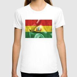 Bolivia Flag T-shirt